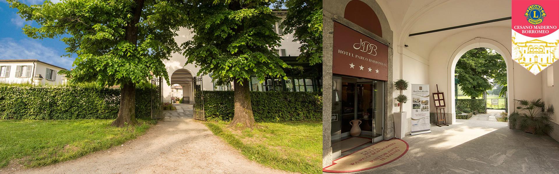 Hotel parco borromeo in brianza puoi essere ospite della storia - Hotel giardino toscolano maderno ...